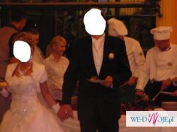 Suknia ślubna przepiękna orginalna jak nowa!