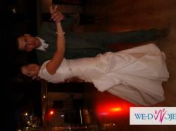 Suknia ślubna Przepiękna SPRZEDAM