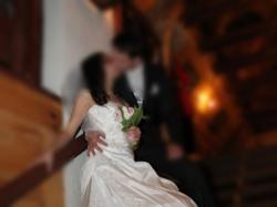 Suknia ślubna r 37 model Hillary z bolerkiem zimowm