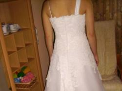 Suknia ślubna r.38