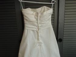 suknia ślubna r.38 ecru+welon
