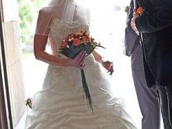 suknia ślubna r. 40-44 +gratis vanilla spoza