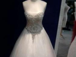 Suknia ślubna r. 42