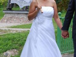 Suknia ślubna RACHEL 2012 MS MODA