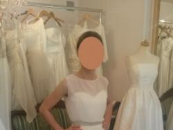 Suknia ślubna Rachel z Atelier Desirer