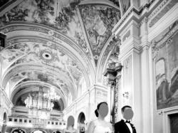Suknia Ślubna REMI z kolekcji SAN PATRICK 2012
