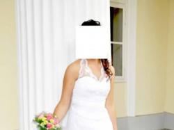 Suknia ślubna romiar 38-40