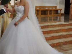 Suknia ślubna Ronald Joyce 67070