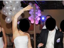 Suknia ślubna Ronald Joyce