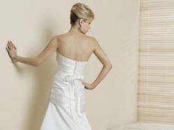 Suknia ślubna Ronald Joyce Cleo 59067 + dodatki