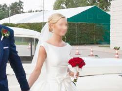 Suknia ślubna Rosa Clara Two model Rhodesia 2015