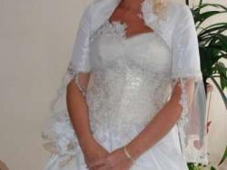 Suknia Slubna Roxy ecru r.38