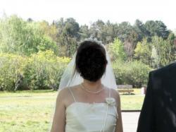 suknia ślubna roz.36