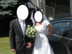Suknia ślubna roz. 36-40