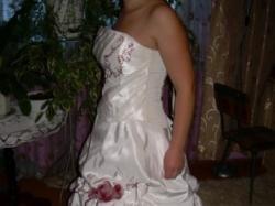 Suknia ślubna roz 36