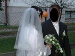 Suknia ślubna roz. 38-40