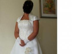 suknia ślubna roz 42-46