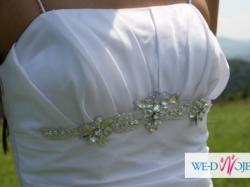 Suknia ślubna rozm. 34