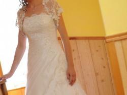 Suknia ślubna rozm 34-36...