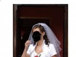 suknia slubna rozm 36