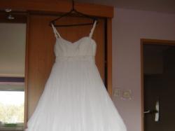 Suknia ślubna, rozm. 36 + dodatki OKAZJA!!!
