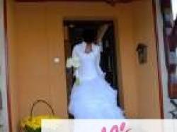 Suknia Ślubna rozm.36 Warto !!!