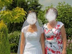 suknia ślubna rozm.38-40