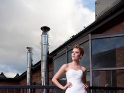 suknia slubna rozm. 38, 40 kolekcja: Dorota Wormuth Sensitive