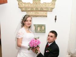 Suknia ślubna rozm.38 Tanio gratis