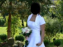Suknia ślubna rozm 40