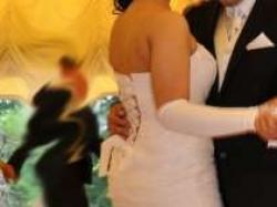 Suknia ślubna rozm.40-42