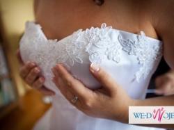 Suknia Ślubna rozm.40 L