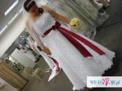 suknia ślubna rozm 46-48