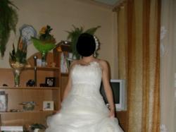 Suknia ślubna rozm42 gorąco polecam!