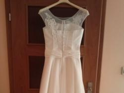 Suknia Ślubna - rozmar 38