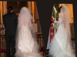 Suknia ślubna rozmiar 34