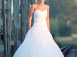 Suknia ślubna - rozmiar 34-38