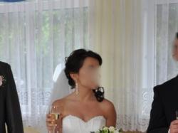 Suknia ślubna rozmiar 34 POLECAM!