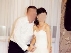 Suknia Ślubna /rozmiar 36 / 1300 zł (do negocjacji) / 2 welony gratis