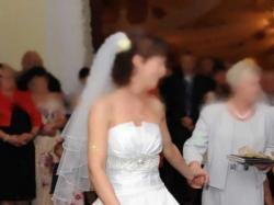 suknia ślubna rozmiar 36-38