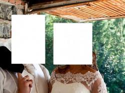 Suknia Ślubna rozmiar 36/38 + Bolerko