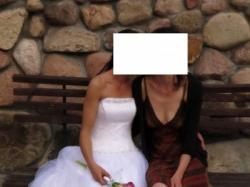 Suknia ślubna rozmiar 36,38 piękna model księżniczka Agnes 10229 !!!!!!
