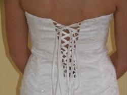 suknia slubna rozmiar 36