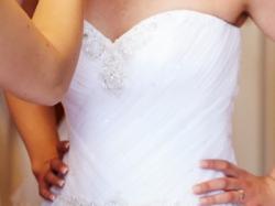 Suknia Ślubna, rozmiar 38, 170cm,  2014