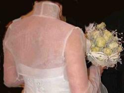 suknia ślubna rozmiar 38 firmy Classa