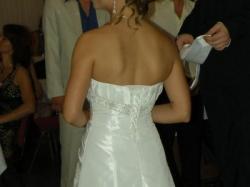 Suknia ślubna ROZMIAR 92-72-94 WARSZAWA-WOŁOMIN
