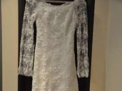 Suknia ślubna, rozmiar XS/S