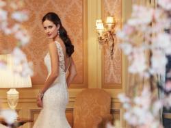 Suknia ślubna rybka Sophia Tolli Y11419
