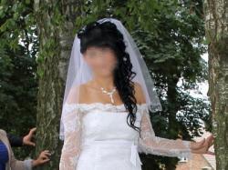 Suknia ślubna Rybka Syrena
