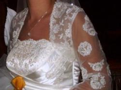 Suknia ślubna  SABA z salonu MARGARETT  w Krakowie